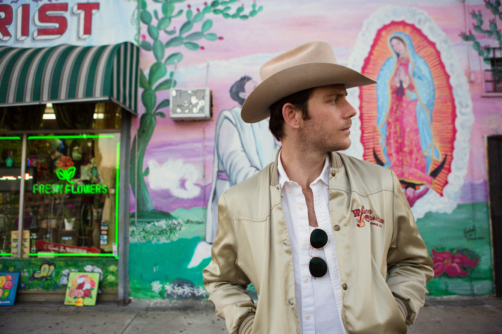 Sam Outlaw. Photograph by Matt Wignall